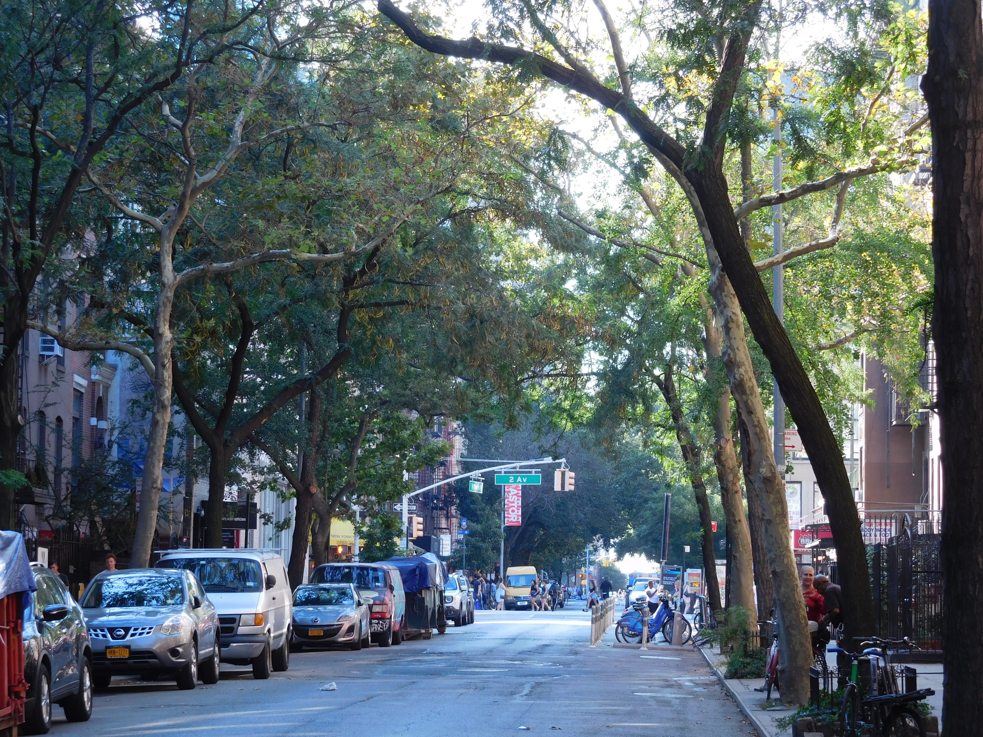 St. Marks Place (8th Street)